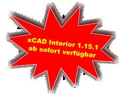 Xcad interior planungssoftware f r tischler und schreiner for Einrichtungsplanung software kostenlos