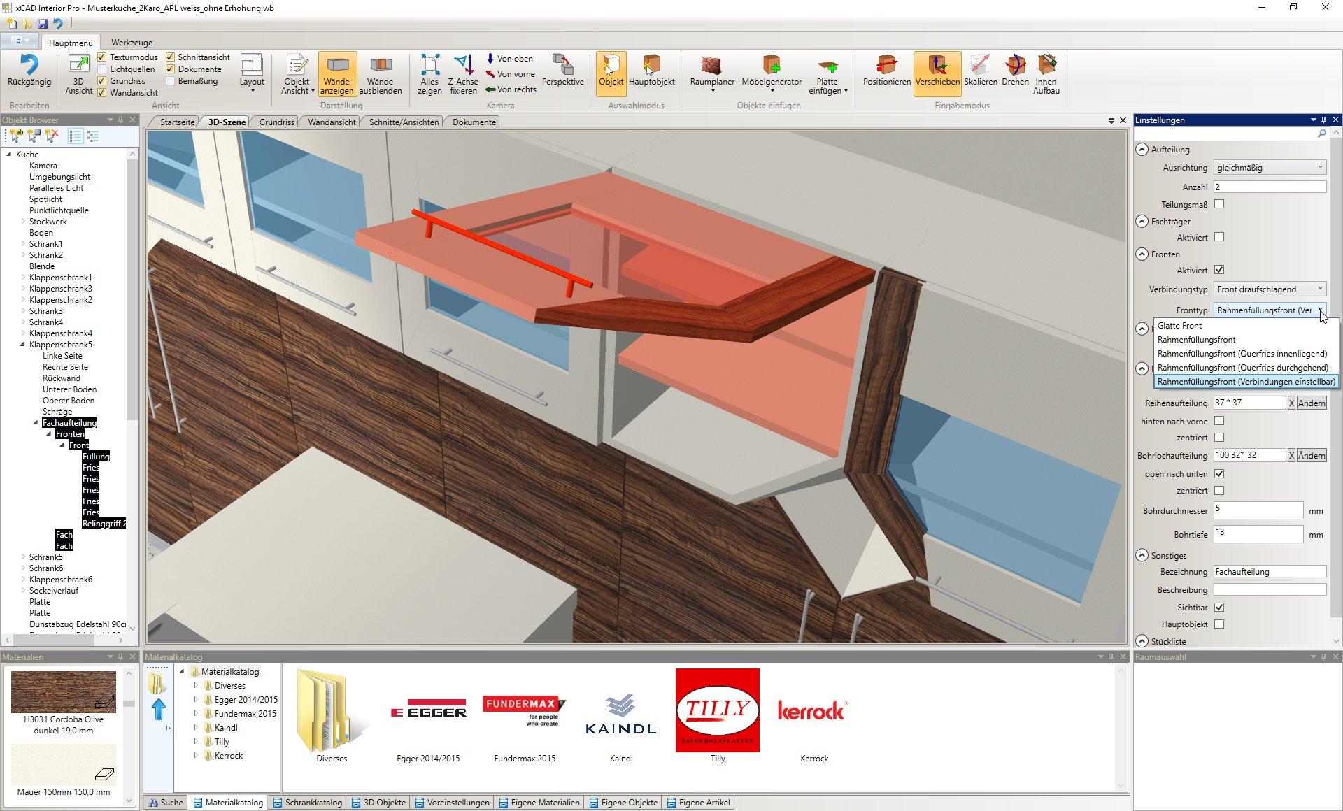 xCAD Interior Pro - xCAD Solutions GmbH