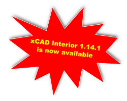 XCAD Interior The New CAD For Efficient Planning In 3D